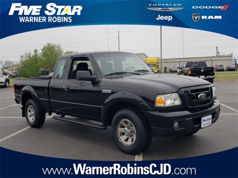 Photo Used 2006 Ford Ranger Sport for sale