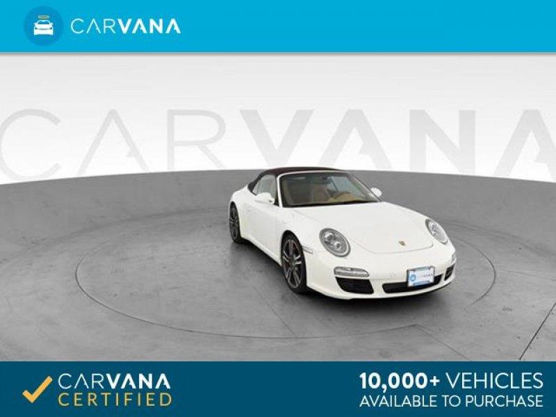 Photo Used 2012 Porsche 911 Carrera S Cabriolet for sale