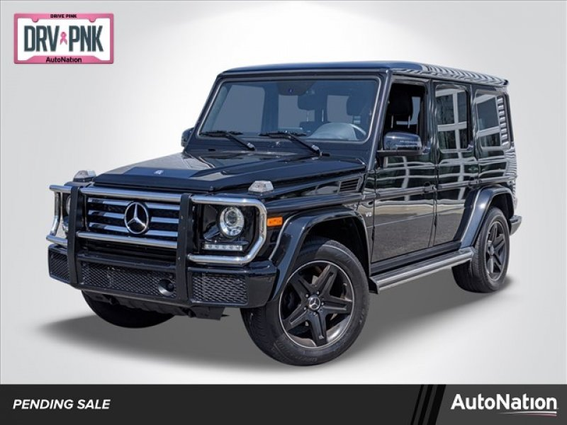 Photo Used 2017 Mercedes-Benz G 550  for sale