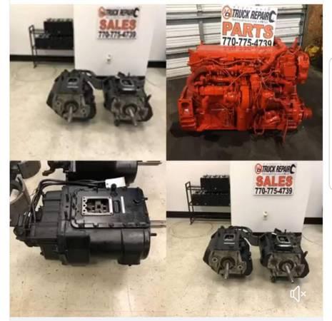 Photo Used Heavy Duty Truck Parts and Reman Parts (Jackson GA)