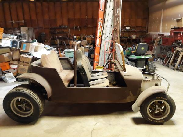 Photo VW Roadster Rat Rod T Bucket Dune Buggy project. - $2000 (Juliette)