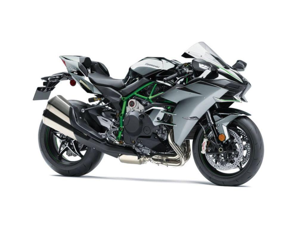 Photo 2021 Kawasaki Ninja H2  $29500