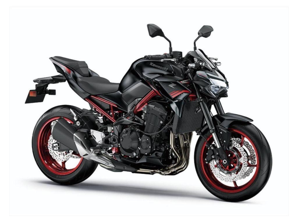 Photo 2021 Kawasaki Z900 ABS Metallic Spark BlackMetallic Flat Spark Black $8999