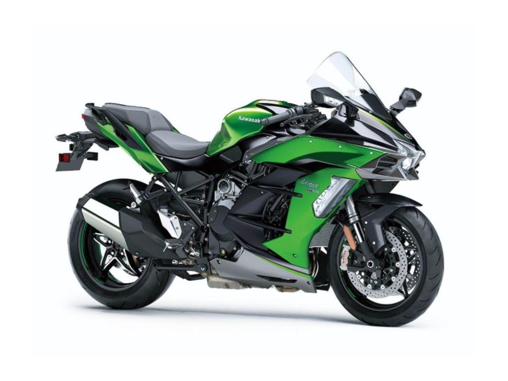 Photo 2021 Kawasaki Ninja H2 SX SE $25500