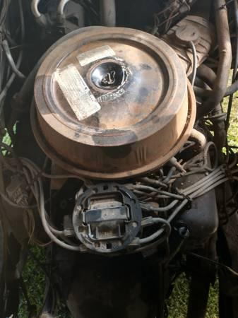 Photo 1984 Chevy Heritage RV - 454 engine, THM400 transmission, 40k miles - $950 (Baraboo)