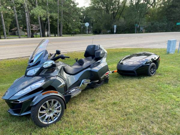 Photo 2018 - Can-Am Spyder RT Limited - $24,000 (Lodi)