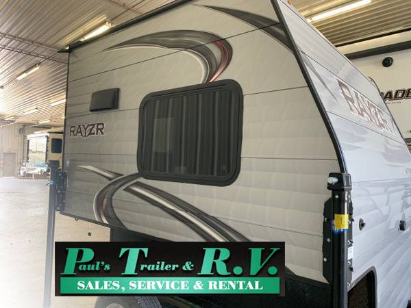 Photo 2021 Travel Lite Rayzr FB - CALL FOR LOWEST PRICE - $15,292 (Green Bay WI, Area)