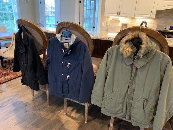 Photo 3 Boys (XL) winter coats, like new - $30 (Oregon)