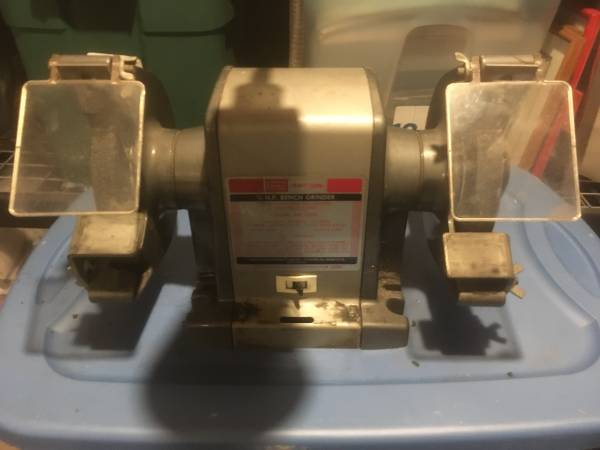 Photo 6quot CRAFTSMAN 13 HP Bench Grinder - $50 (Madison)