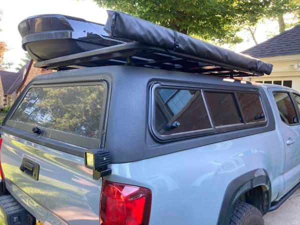 Photo ARE Truck Topper Tacoma - $2250 (Madison)