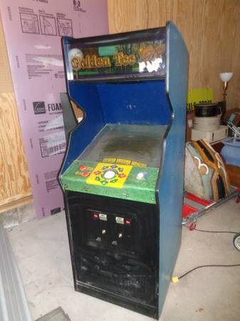 Photo Arcade Video Game Golden Tee 98 - $90 (Burnett)