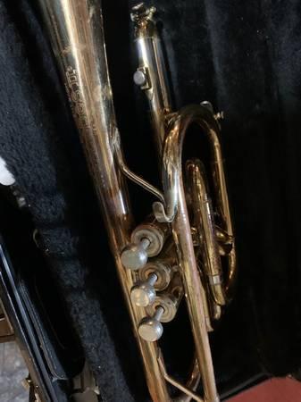 Photo Bach Mercedes 2 Cornet - $150 (Middleton)