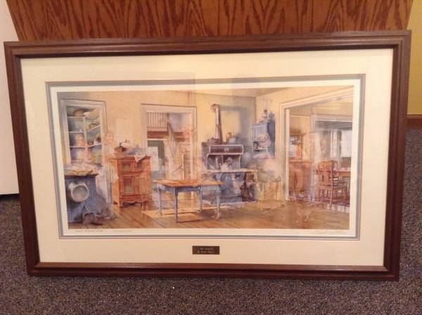 Photo Charles Peterson quotand apple piequot - $800 (Wisconsin Rapids WI)