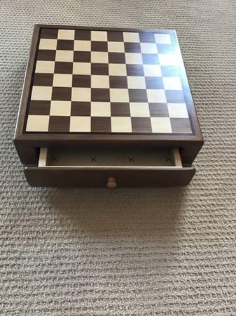Photo Chess Checker board - $85 (Pardeeville)