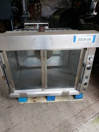 Photo Dayton Jet Air Convection Oven Natural Gas - $250 (Waterloo, WI)