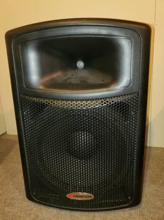 Photo Harbinger APS 15 Active Powered Speaker - $125 (Oregon)
