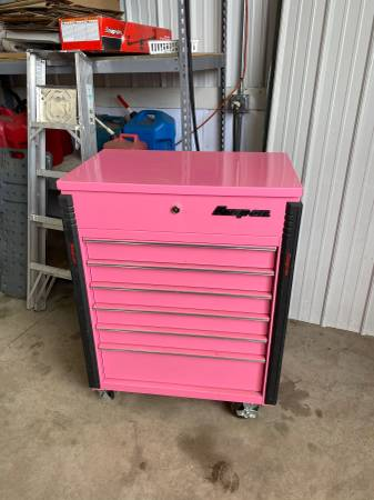 Photo KRSC326FPTP Snap-on roll cart - cabinet - tool box - $1200