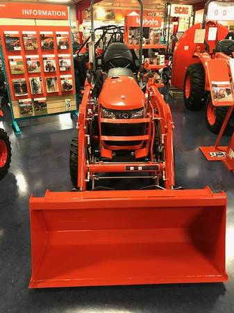 Photo KUBOTA TRACTOR (Beaver Dam, Wi)