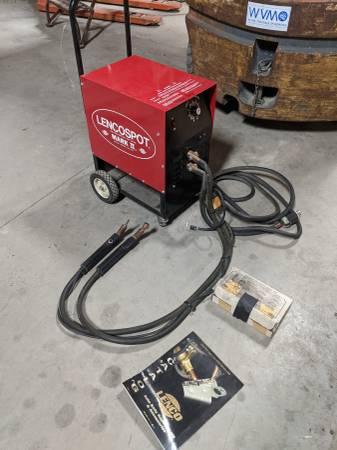Photo LencoSpot Mark II auto body spot welder - $599 (Madison east)