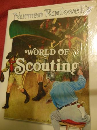 Photo NORMIN ROCKWELL39S WORLD OF SCOUTING - $40 (MONONA, WI)