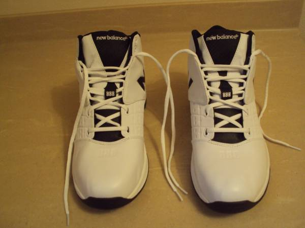 Photo New Mens New Balance Team BB888 High Top Basketball Shoes-12(2E Width) - $40 (Cross Plains)