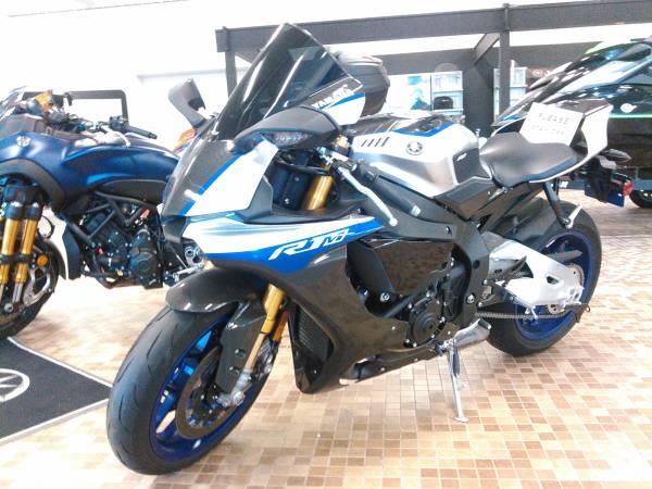 Photo New leftover 2017 Yamaha R1-M Supersport - Yamaha USA factory warranty - $19,999 (JOHNSON CREEK)