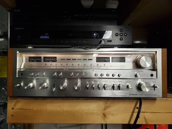 Photo Pioneer SX 1280 - $2100 (Dells)