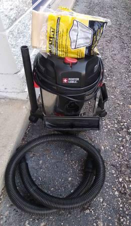 Photo Porter-Cable 4 gallon Shop Vac - $50 (madison)