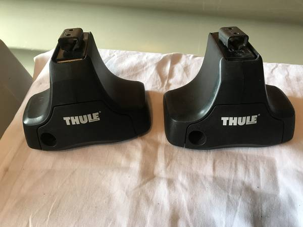Photo Replacement Parts for Thule Roof Rack Setup - $130 (Madison)