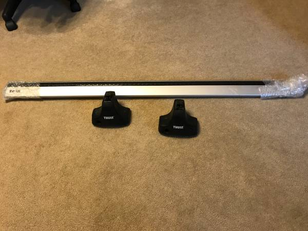 Photo Replacement Parts for Thule Roof Rack Setup - $150 (Madison)