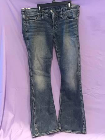 Photo Silver Jeans - $5 (Sun Prairie)
