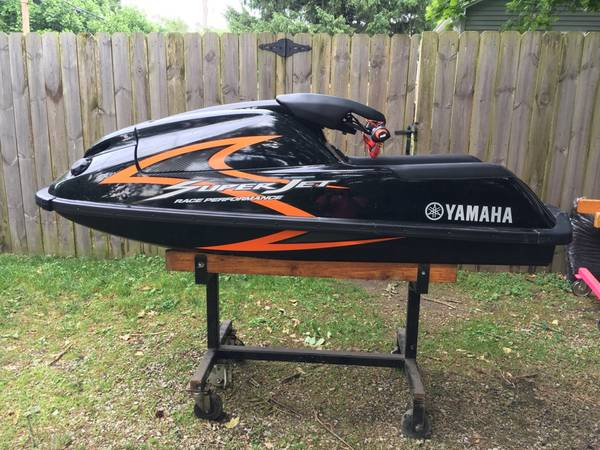 Photo Stand Up Jet Ski Wanted - $12,345 (Cash In Hand)