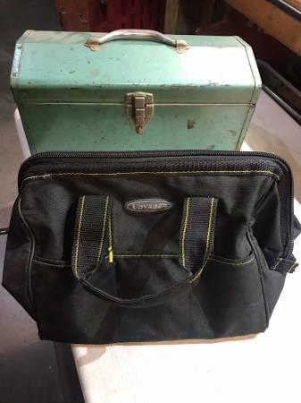 Photo Tool box tool bag - $8 (SunPrairie)