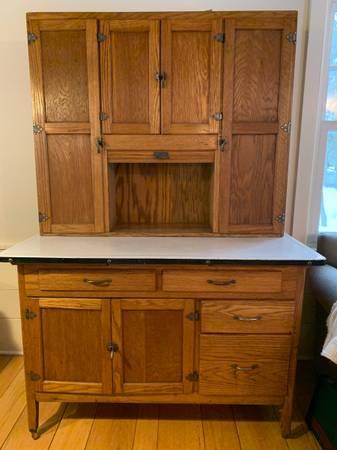 Photo Vintage Kitchen Cabinet - $1,500 (Madison)