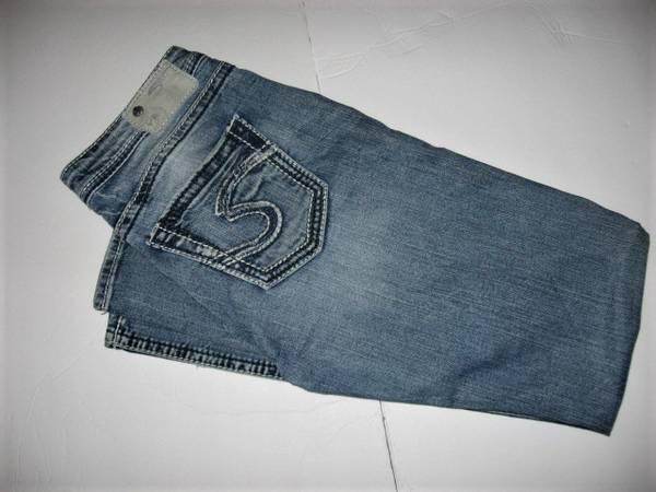 Photo (W) Silver Jeans Sz 29  33 - $10 (Madison east)