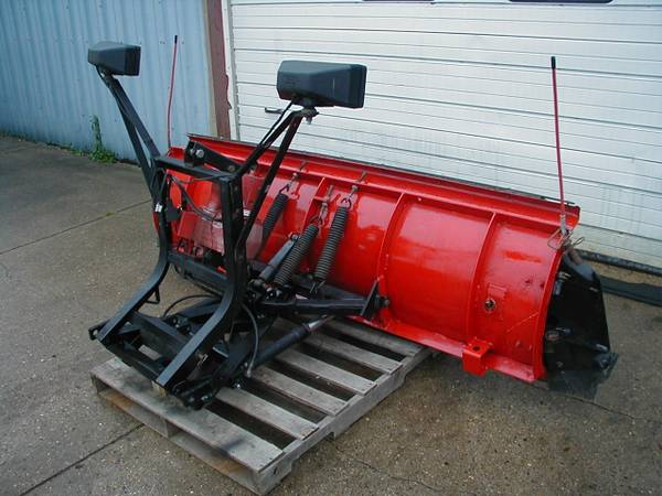 Photo Western 7.5 ft. Unimount Snow plow - $1,300 (Middleton)