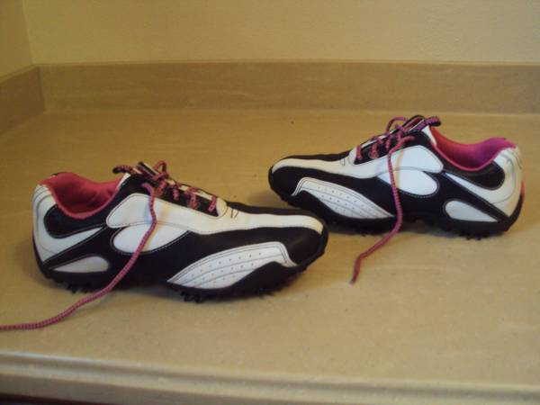 Photo Womens FootJoy LoPro Collection Golf Shoes-Size 6.5 Med. Width - $20 (Cross Plains)