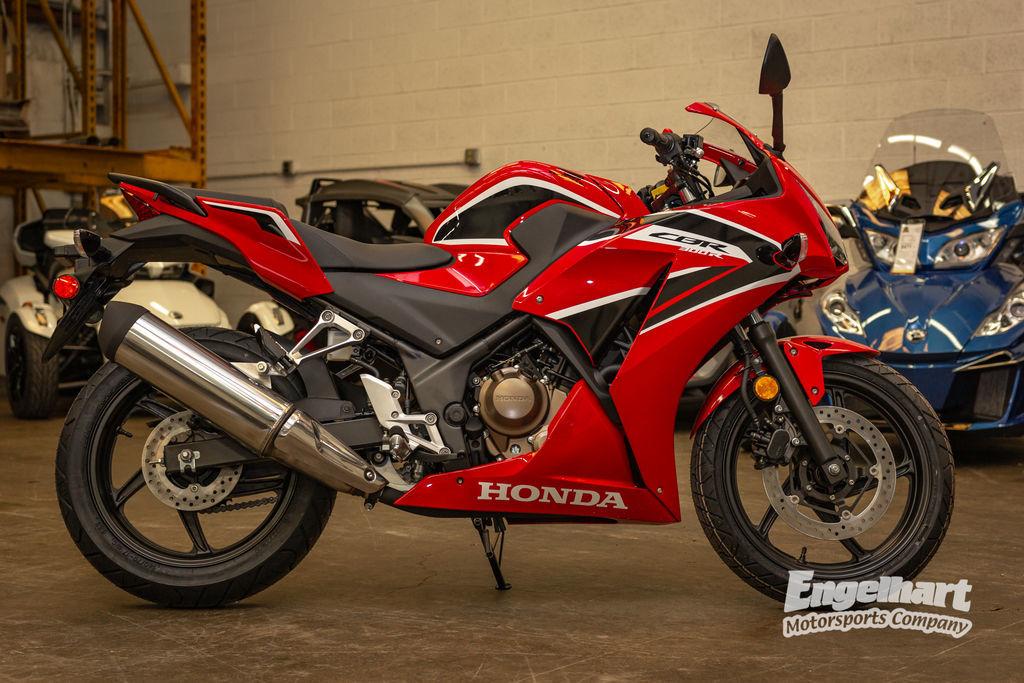 Photo 2019 Honda CBR300R ABS $4199