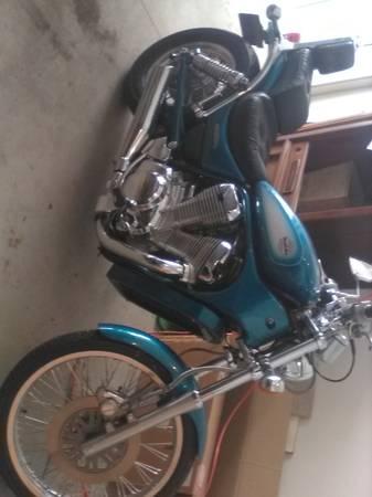 Photo 1996 Suzuki Intruder 800 - $2600 (Montgomery)