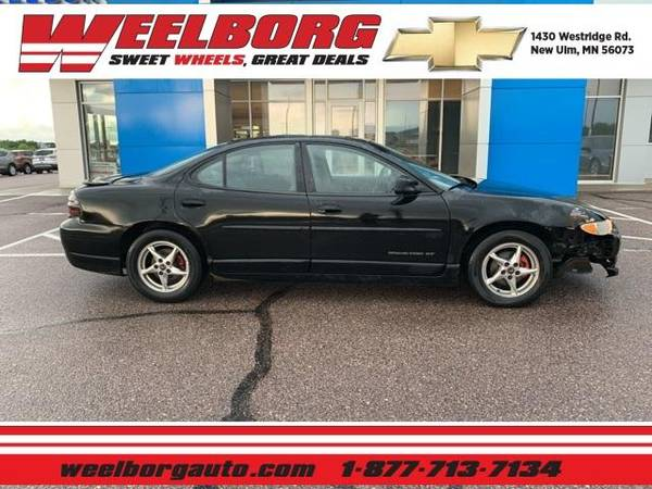 Photo 2001 Pontiac Grand Prix GT  20314B - $1,000 (New Ulm)