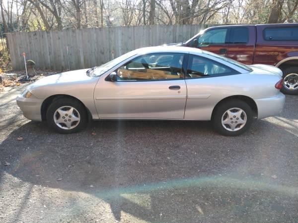 Photo 2003 Chevy Cavalier 38,000 miles - $3,700 (Mankato, MN)