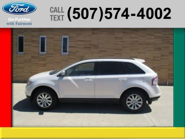 Photo 2008 Ford Edge Limited (_Ford_ _Edge_ _SUV_)