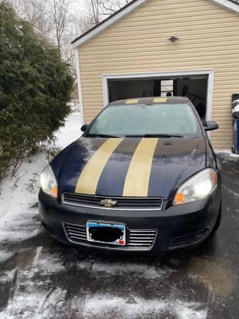 Photo 2008 chevy impala - $2,000 (Faribault)