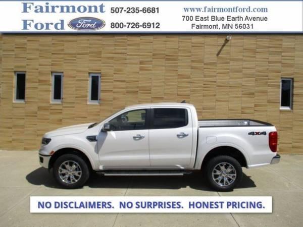Photo 2019 Ford Ranger (_Ford_ _Ranger_ _Truck_)