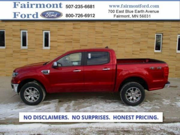 Photo 2020 Ford Ranger (_Ford_ _Ranger_ _Truck_)