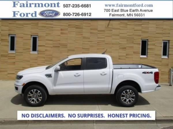 Photo 2021 Ford Ranger LARIAT - $39,480 (_Ford_ _Ranger_ _Truck_)