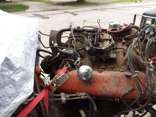 Photo 454 Chevy Motor - $454 (Le Sueur)
