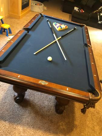 Photo American Heritage pool table - $950 (St. Peter)