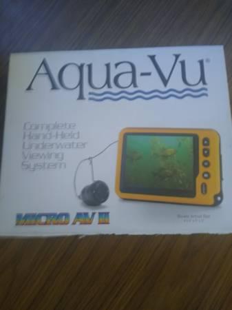 Photo Aqua-Vu - $195 (Mankato)