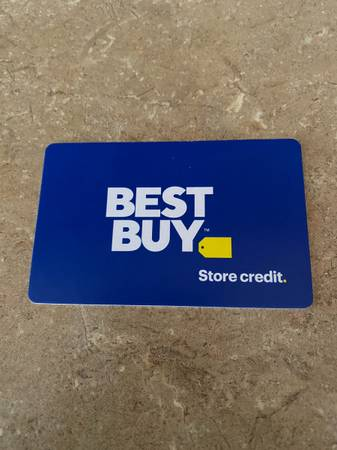 Photo Best Buy Gift Card - $190 (New Richland)